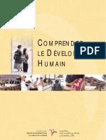 Comprendre le Développement Humain