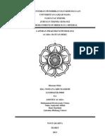 Cover Petrologi