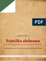 Fojnička ahdnama u zrcalu paleografije, pravne povijesti i politike