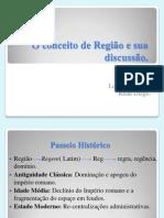 O conceito de Região e sua discussão.pptx