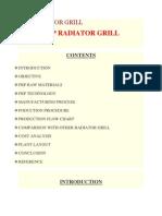 Frp Radiator Grill