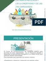 Presentación Curso de Enriquecimiento Estival Semana Santa Uclés 2013. ARCA.ppt