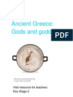 Visit Greece Gods KS2