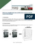 Ciscomag 18 Dossier Vss Ou La Simplification Des Architectures Dans Le Datacenter