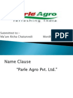 Parle Agro