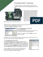 WebPack Generate FPGA