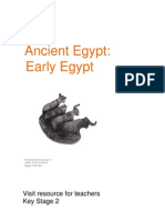 Visit Early Egypt KS2
