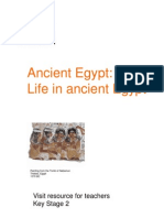 Visit Egypt Daily Life KS2