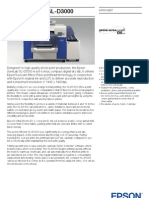 Epson SureLab D3000 DR Brochures 1