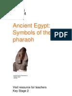 Visit Egypt Symbols KS2b