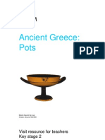 Visit Greece Pots KS2