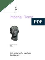 Visit Imperial Rome KS2b