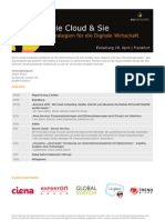 Agenda EuNetworks 2013-04-18