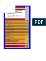 Swab & Surge Pressure Estimation