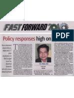 The Economics Times Dec2008