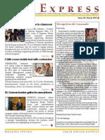 EiE Express newsletter March 2013