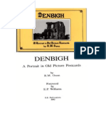 A pictorial history of Denbigh vol 1.