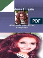 17409423 Shahnaz Husain a Successful Indian Woman Entrepreneur