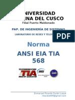 Norma Ansi Eia Tia 568