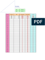 Calculation Load of Circular Columns Excel Sheet (2)