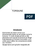 TORSIUNE