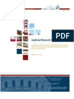 Judicial Branch Procurement