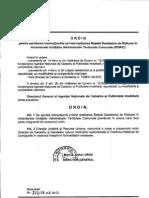 20120816 Ordin 877 Din 2012 Dir ANCPI Instructiuni RGRIC