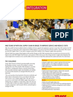 CaseStudy SupplyChainIntegration Nike Retail Brazil DHL