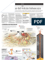El despertar del volcán Sabancaya