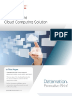 Oracle-0496-Find the Right Cloud Computing-Solution