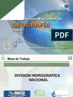 Nueva Division Hidrografica