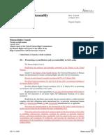 U S Draft Resolution