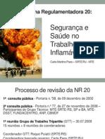 NR 20 - Segurança e Saude no Trabalho com Inflamaveis e Combustiveis II