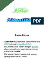 ASAM LEMAK KUL