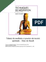 Tehnici de Meditatie Si Practici a Trezirii Spirituale