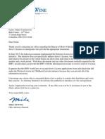 BMV-DACA Letter From Attorney General DeWine