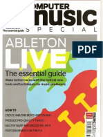 CM Special 37 Ableton Live the Essential Guide