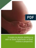 Livro - Modelo de Atenção Obstétrica na Saúde Suplementar