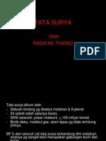 Tata Surya Adek