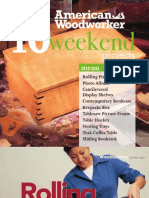 36647309 American Woodworker 10 Weekend Projects