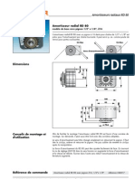 308-F-130111 Amortisseurs Radiaux RD 80