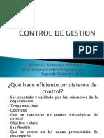 Control de Gestion (Clases 31-08-2011)