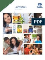 Tata Global Beverages Ltd Annual Report 2011 12