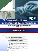 Desarrollo Humano de Enfermeria