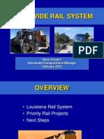 S2 Proposed Rail Program LTC2013