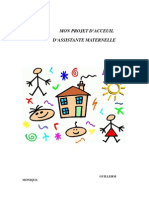 Projet Acceuil