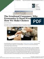 Irrational Consumer