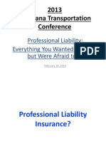 S6_Engineers Professional Liability What is It How Does It Work What Does It Cover_LTC2013