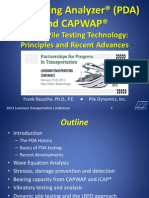 S8_Pile Driving Analyzer (PDA) and CAPWAP Proven Pile Testing Technology Principles and Recent Advances_LTC2013