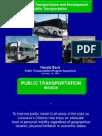 S11 Public Transportation Programs LTC2013